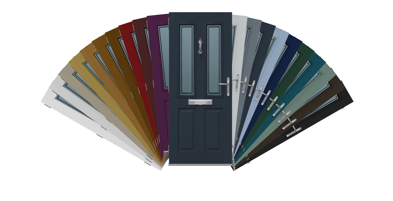 Solidor Colour options