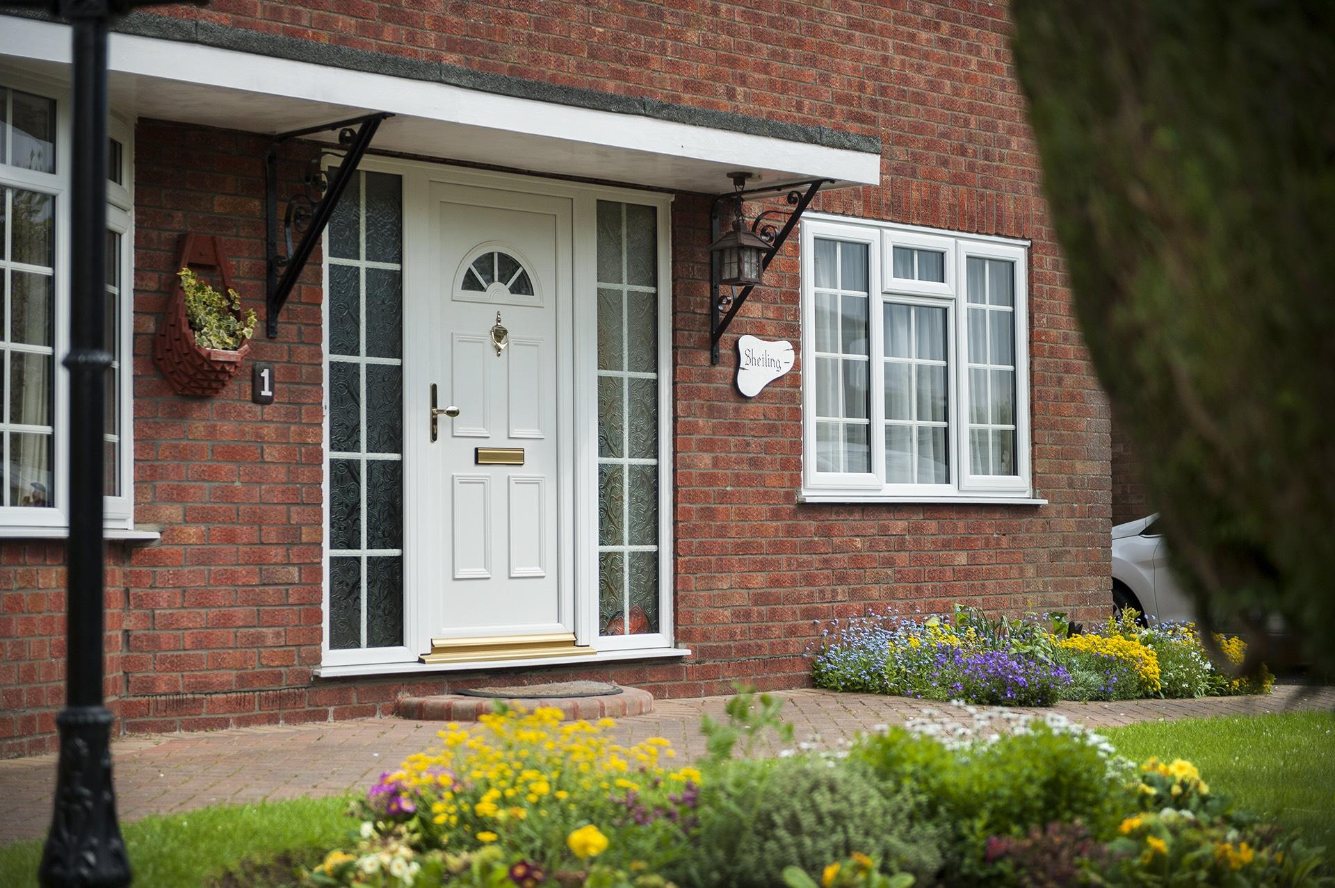 uPVC front & back doors aylesbury Buckinghamshire